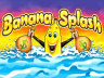 Banana Splash на зеркале клуба