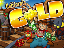 California Gold – доступная онлайн азартная игра от Microgaming